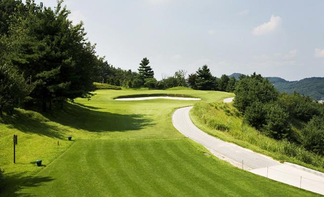 솔모로 골프장